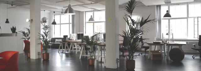 shared workspace benefits